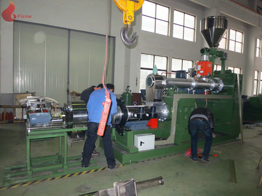 China Plastic Pelletizing Machine for PVC supplier