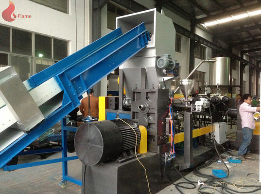 China Plastic Pelletizing Machine for PP/PE supplier