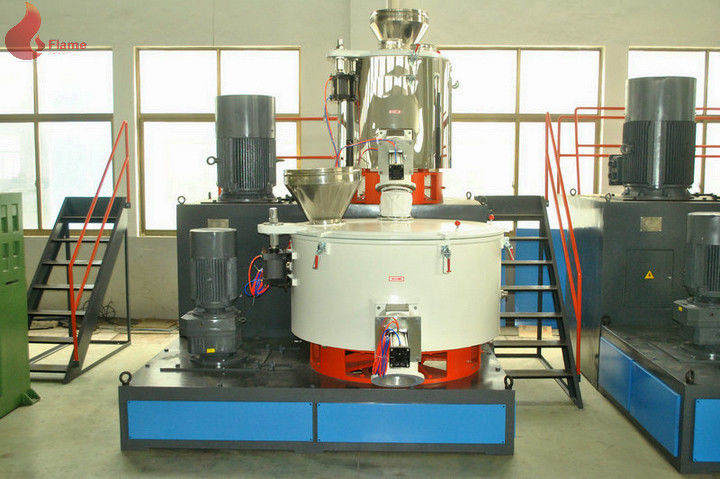500l 1000l High Speed Mixers 900 Kg Hour Industrial