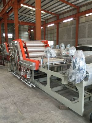 SY560-5L1650mm Five Roll Calender Production Line used in PVC Sheet