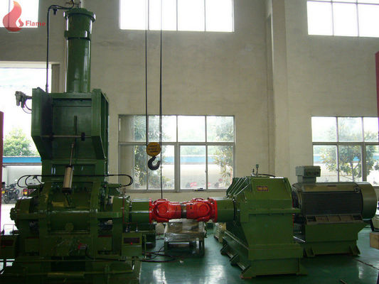 300KW high production PVC plastic sheet Internal Mixer 150 -180kg / h