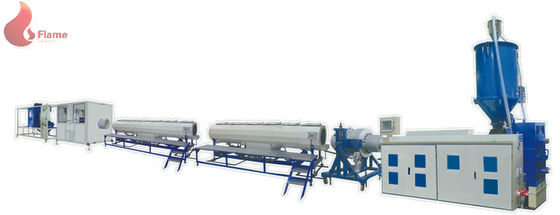 Stable performance HDPE Pipe Extrusion Line / plastic pipe extrusion machine