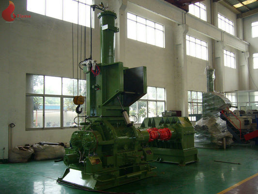 120L Falling Or Internal Banbury Mixer Machine For PVC Floor with Cast Steel