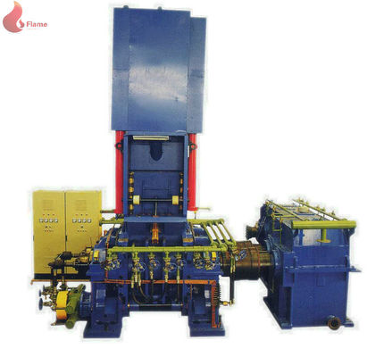 1100KW Hydraumatic Drop door Rubber Kneader Machine For Rubber Mixer