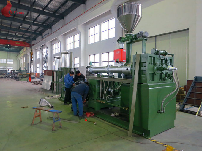Plastic Pelletizing Machine for PVC